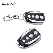 Kebidu ABCD clé contrôle 433.92MHZ clonage à distance 4 canaux Auto voiture porte de Garage pour voiture pour la maison en gros