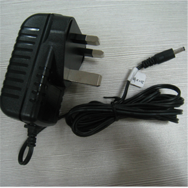 Adaptadores Ac/dc plugue do cabo meia Interface de Saída : 5.5mm * 2.1mm