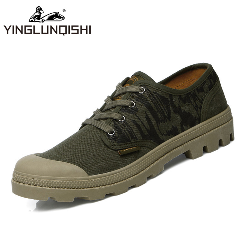new arrival army green canvas shoes 2016 casual flats