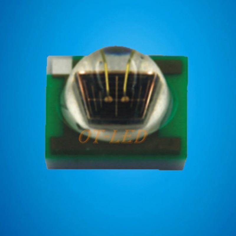10 шт. 3 Вт 3535 Epileds инфракрасный ИК-<font><b>850NM</b></font> 730NM 940NM высокой мощности светодиод излучатель с 8 мм/ 12 мм/14 мм/16 мм/20 мм PCB