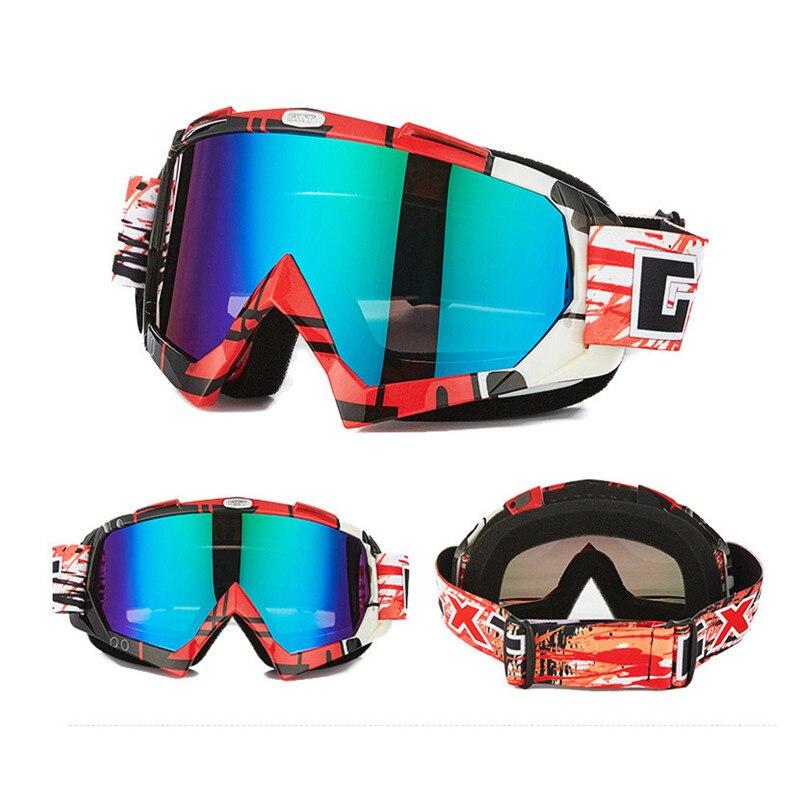 Новый gxt очки для мотокросса Профессиональный Байк мотоцикл Очки Открытый Off Road очки горные мотоцикл Очки