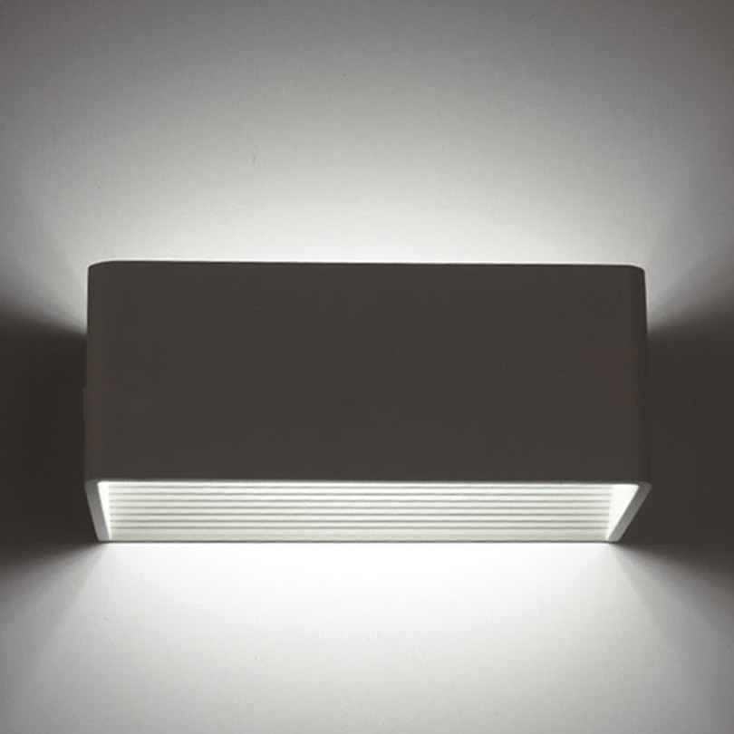Modern Simple Aluminium Led Wall Lamp Lustre Acrylic Bedroom Led Wall Light Wall Lights Porch Corridor Led Wall Lighting Fixture modern simple acrylic ball led wall lamp lustre chrome metal bedroom led wall light wall lights porch corridor led wall lighting