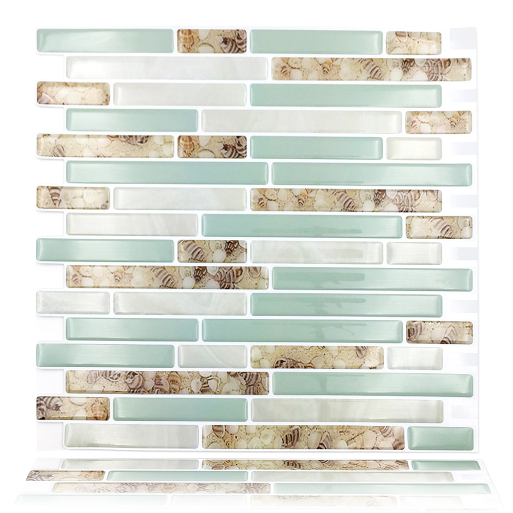 Buy removable backsplash tiles for kitchen and get free shipping on ...
