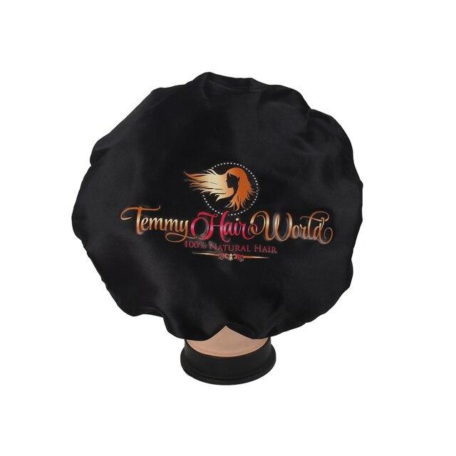 Фирменное название логотипа на заказ, накладные волосы Virign, пакеты с роскошными кисточками, парики, повязка на голову