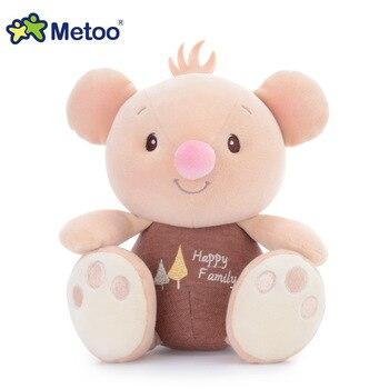 Милый плюшевый кролик медвежонок Metoo 6