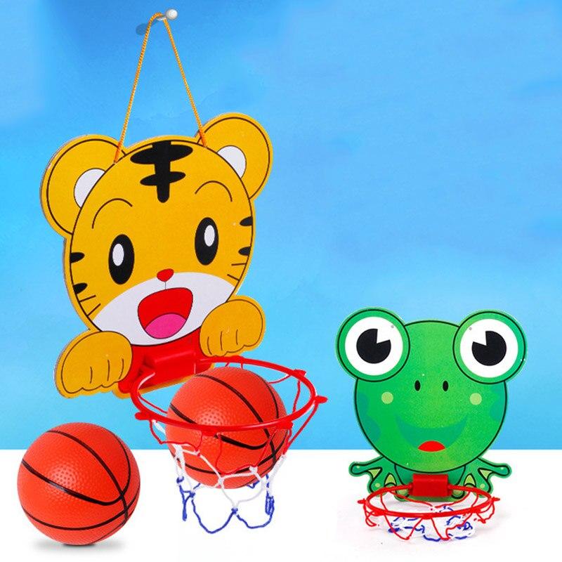 Indoor-Adjustable-Hanging-Basketball-Netball-Hoop-Portable-Plastic-Mini-Basketball-Box-with-Ball-Children-Kids-Game-4