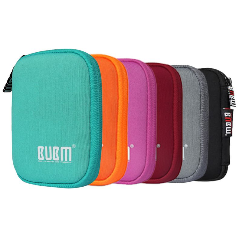 Portable USB Flash Drives Carrying Case Storage Bag Holder Travel Protection Pouch Bag USB Wire Drive Carrying Case