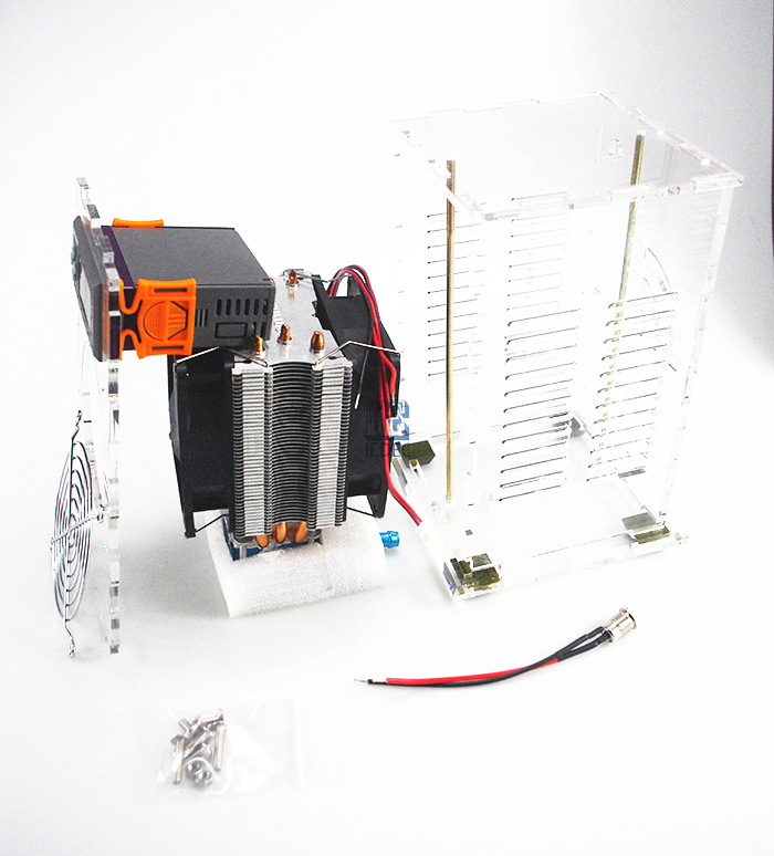 Diy Aquarium Chiller Refrigerator Fish Suite Semiconductor