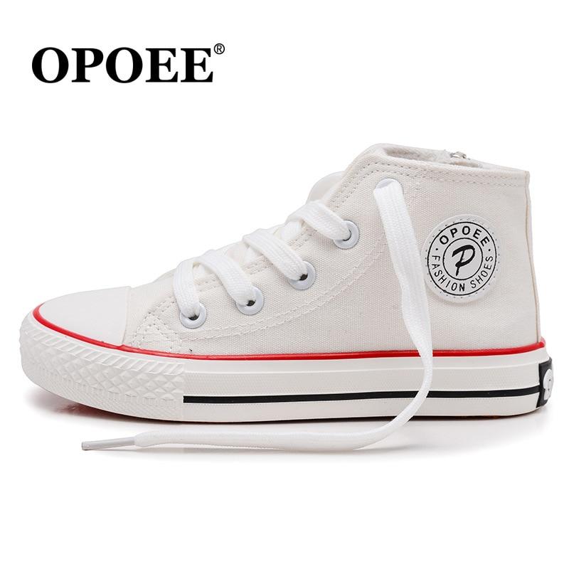 Pantofi pentru copii Boys High-top Pantofi sport casual Girls Fashion - Pantofi copii
