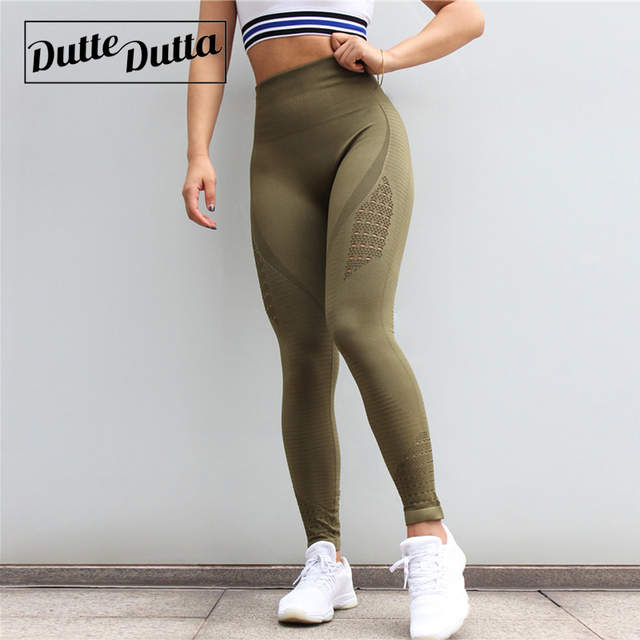 d027289b4 Seamless Leggings For Fitness Sportswear Woman Gym Legging High Waist Yoga  Pants Leggins Sport Women Tights