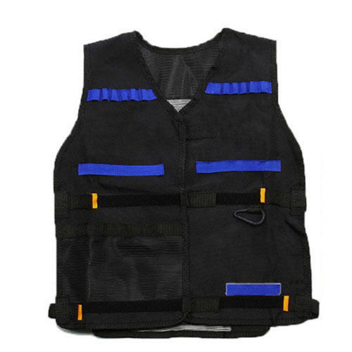 Children Tactical Outdoor Game Tactical Vest Holder Kit Game Guns Accessories Toys For Nerf N-Strike Elite Series Bullets Gifts