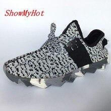 Homme requins/парусиновая обувь; сезон весна-лето; Мужская дышащая повседневная обувь; zapatos hombre; Sapato Masculino; мужские кроссовки