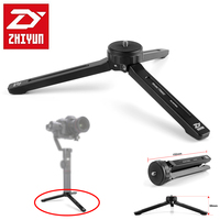 Zhiyun Aluminum Mini Table Tripod 1 4 Screw For Zhiyun Smooth 3 Smooth Q Crane M