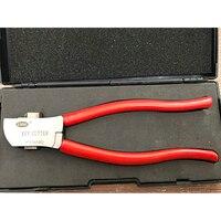 GHIXACTO Original Lishi Key Cutter Locksmith Car Key Cutter Tool Auto Key Cutting Machine Locksmith Tool Cut Flat Keys Directly