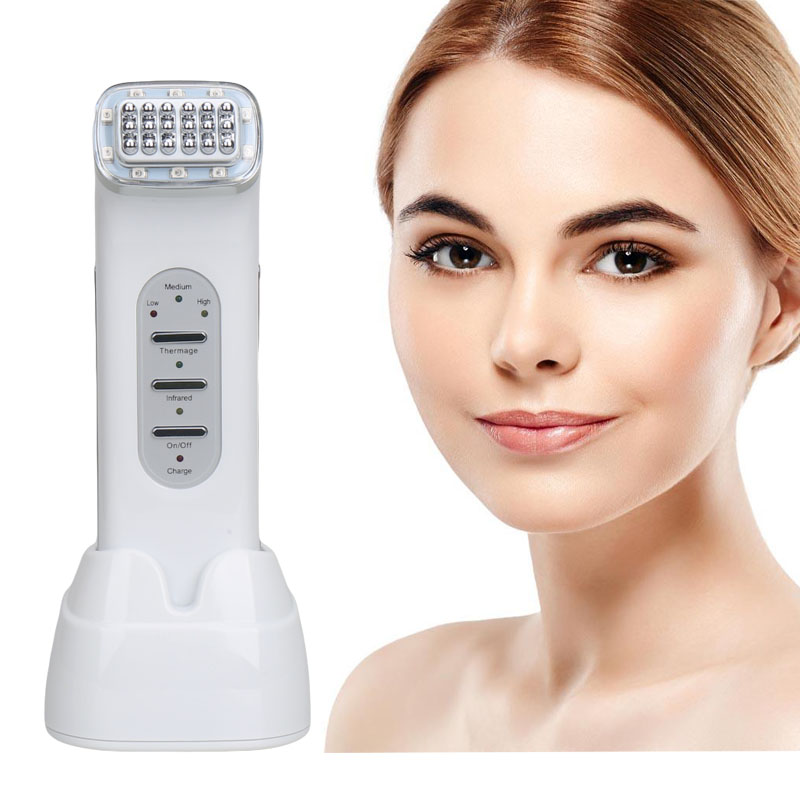 RF retrait des rides Machine de beauté matrice de points Thermage du visage radiofréquence Lifting de la peau resserrement RF Thermage