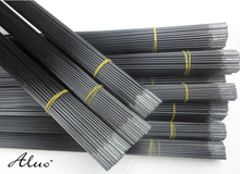 1-8 pcs 45-90cm Fishing rod tips Spare tip taiwan fishing rod tips full size Solid and hollow carbon rod Accessories custom made