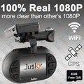 Much Better Than GT300! Jusky Mini 0903 Car DVR Full HD 1080P Car Camera Novatek 96555 Night Vision Dash Cam WiFi GPS Tracker