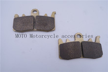 Wholesale prices Motorcycle Brake Pads For DUCATI Hyperstrada (821cc) For MV Rivale 800 For CAN AM Spyder RT Brembo calipers For APRILIA Caponard