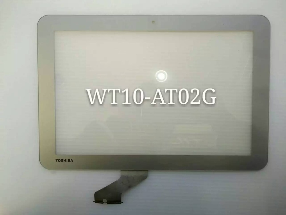 10 touch Screen FOR Toshiba ulangan 2 WT10 WT10-AT02G WT10-A TABLET Touch panel Digitizer Glass Replacement Free Shipping