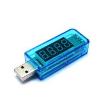 цена на MIni USB Charger Doctor Current Voltage Charging Detector USB Mobile Power Current and Voltmeter Ammeter Voltage Charger Tester