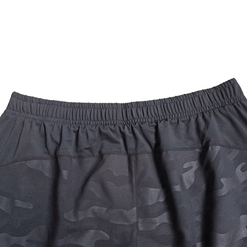 FANNAI Running Shorts Men Training Marathon Quick Dry Fitness Gym Printing Sport Shorts With Pocket Plus Running Shorts Jogger
