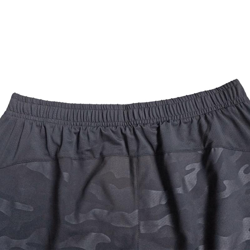 FANNAI Running Shorts Men Training Marathon Quick Dry Fitness Gym Printing Sport Shorts With Pocket Plus Running Shorts Jogger 5