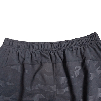 FANNAI Running Shorts Men Training Marathon Quick Dry Fitness Gym Printing Sport Shorts With Pocket Plus Running Shorts Jogger 10