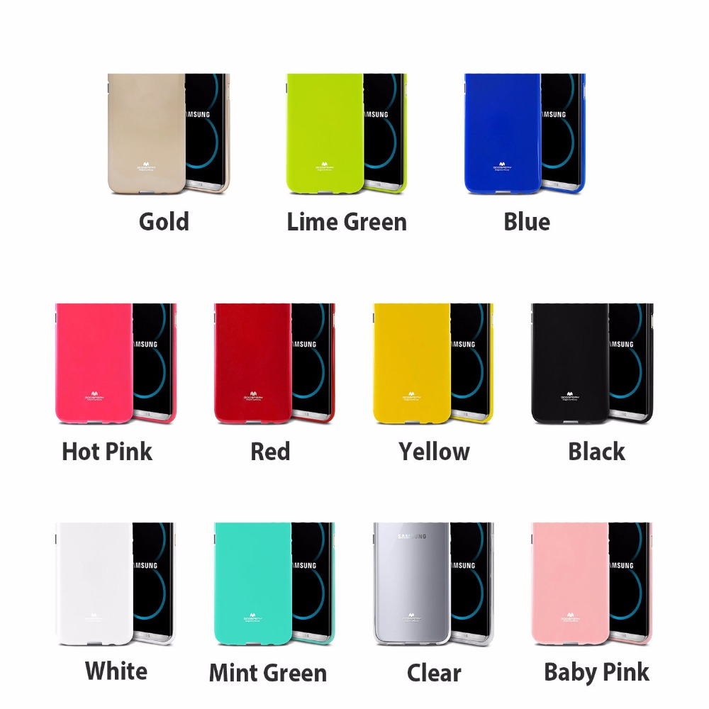 Mercury Goospery Pearl Jelly Tpu Bumper Case Cover For Xiaomi Redmi Note 4 4x Blue Moon Diary Mint A Beautifully Packed Box Img 8807
