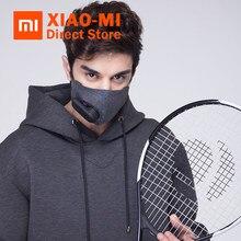 Новые Xiaomi чисто дыхательная маска смарт-анти-фильтр загрязнения PM2.5 трехмерная Структура отлично очищают Перезаряжаемые фильтр