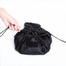 Cosmetic Travel Pouch String Packing Bag