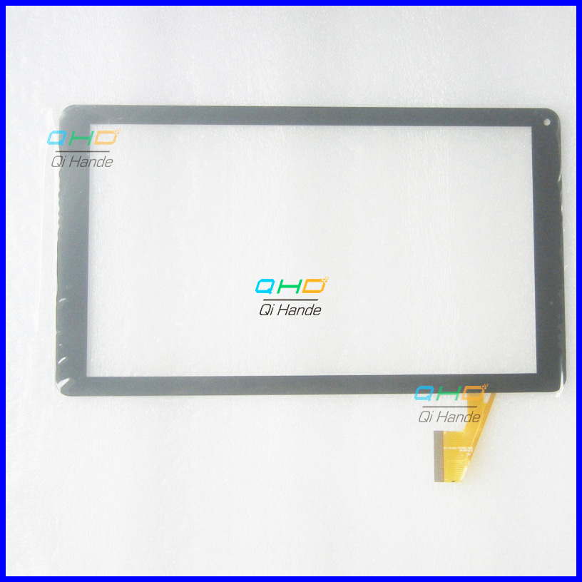 (Ref: DH-1012A2-FPC062-V8.0 ) black or white 10.1 inch touch screen panel touch digitizer for tablet PC MID Free Shipping