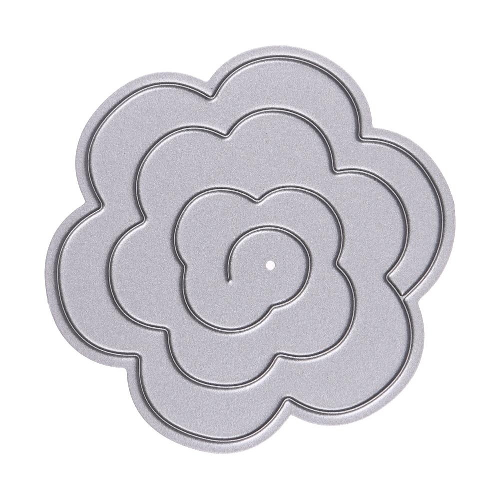 Blume Metall Dekorative Papier Schneiden Stirbt Vorlage für DIY ...