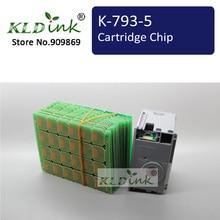 Совместимость 793-5 картриджей чип для Pitney Bowes DM100i почтовые метр