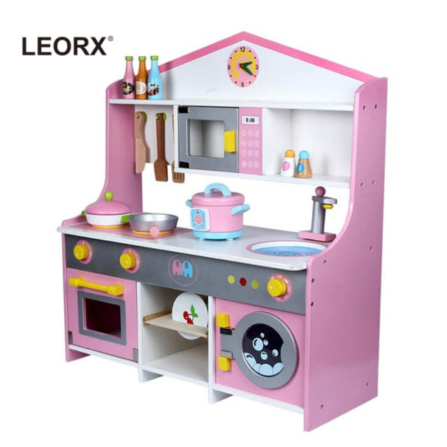 Cooking Toy Exclusive Exquisite Wooden