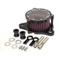 Auto Vehicle Car Air Filter Cold Air Intake Filter Cleaner for Sportster XL883 1200 04 14 for Harley Davidson