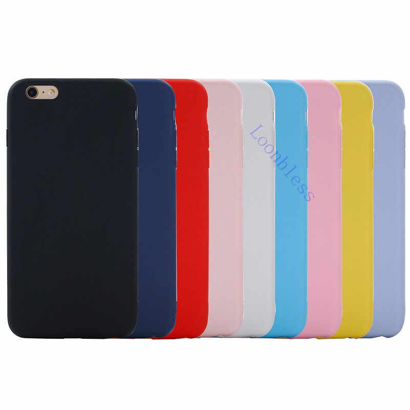 Honor 10 9 8X 8C 8A 8 7C 7A 7X 6X 6C 5X V20 Max Lite Pro case Ultra Thin Matte TPU Silicone coque For Huawei Y6 Y7 Y9 2019 cover