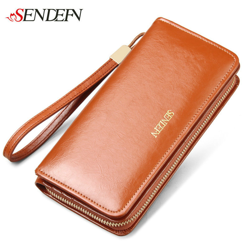 Choose The Ladies Leather Wallet