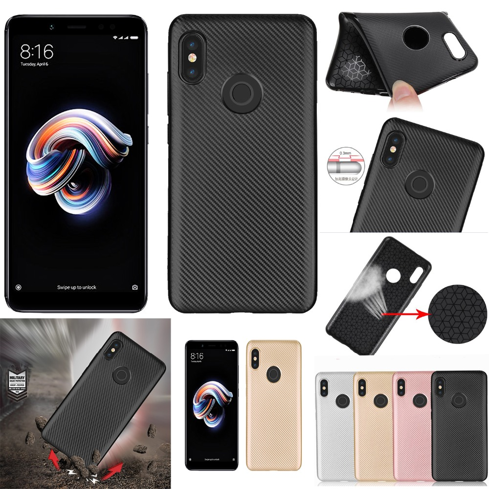 Soft TPU Back Case For Global Version <font><b>Xiaomi</b></font> <font><b>Mi</b></font> A2 <font><b>Lite</b></font> Case For <font><b>Xiaomi</b></font> Redmi Note 5 Pro 4GB <font><b>64GB</b></font> Back Cover image
