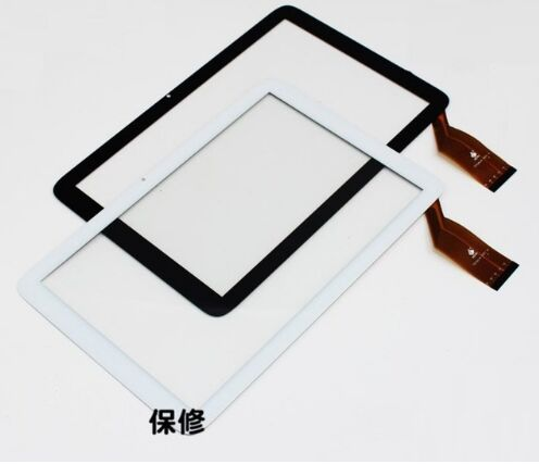 New 10.1 inch yarvik xenta tab10-201 Tablet Capacitive touch screen panel Digitizer Glass Sensor Free Ship new capacitive touch screen panel for 10 1 inch xld1045 v0 tablet digitizer sensor free shipping