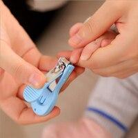 Hot Kleurrijke Leuke Veiligheid Peuter Vinger Nail Manicure Trimmer Nail Cutters Hoge Kwaliteit Baby Nagelknipper Baby Nail Care