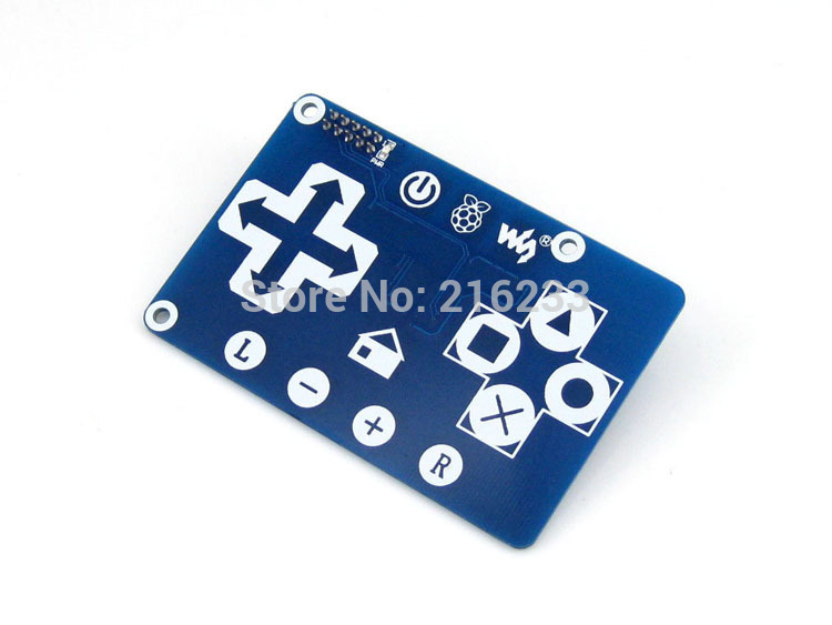 module RPi Capacitive Touch Keypad TTP229-LSF Detector Controller Supports Up To 16 Keys Adjustable Sensitivity for Any Revision capacitive touch keypad module blue
