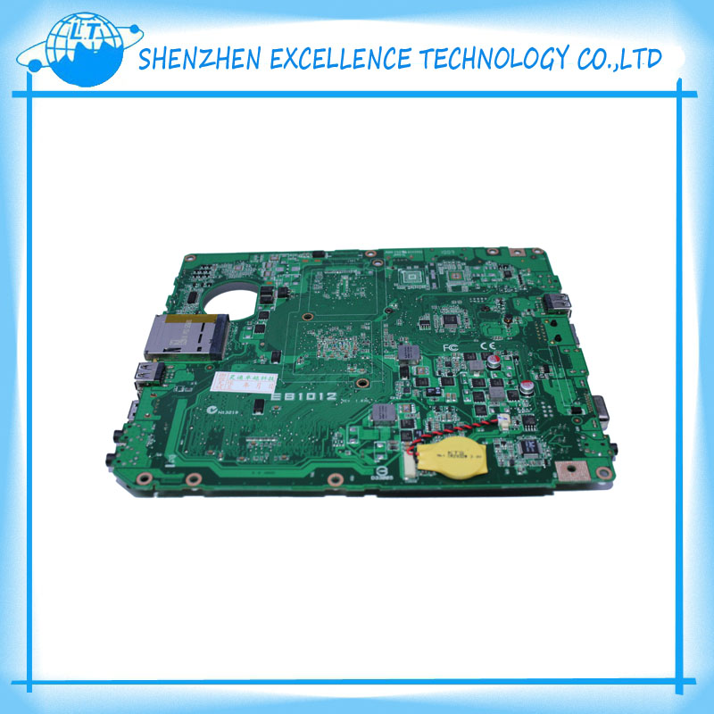 ФОТО For Asus EB1012 LAPTOP MOTHERBOARD with high quality