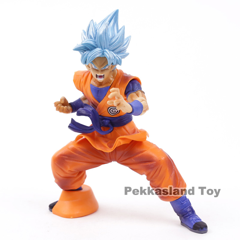 Figuras Goku Dragon ball baratas low cost broly super