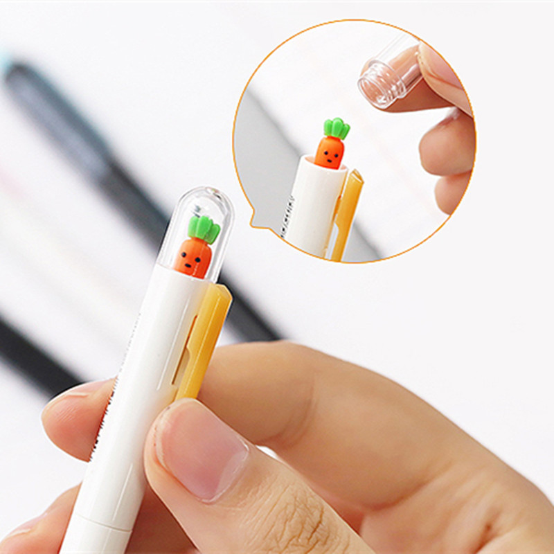 Kawaii Carrot Head Mechanical Pencil