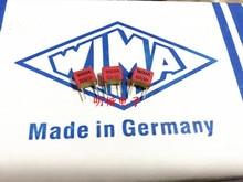 2019 hot sale 10pcs/20pcs Germany WIMA FKP2 63V 3300PF 332 3300P P: 5mm Audio capacitor free shipping