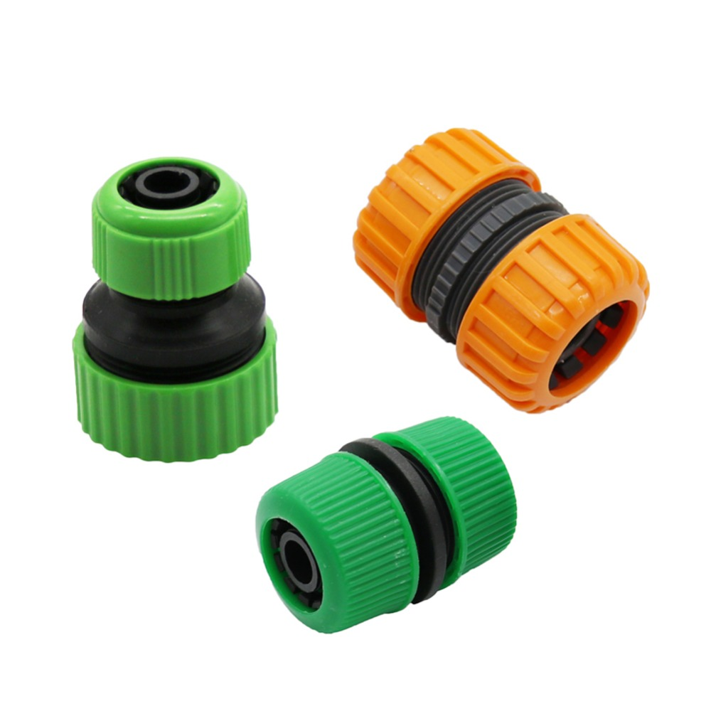 "3//4/"" Garden Hose Pipe Connector Accessories Watering Gardening Adapter 1//2/"""