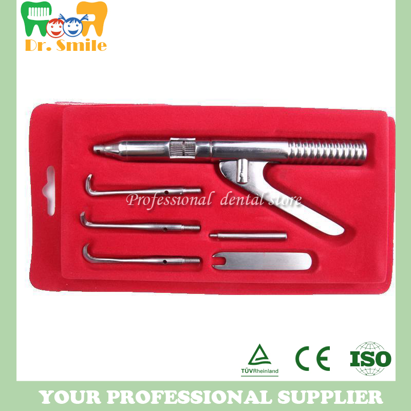 Dental Lab Equipment Automatic Crown Remover Set Dentist tools for dental materials dental lab equipment of polymerization and press former unit