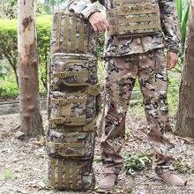 Новая тактическая сумка для оружия винтовка пистолет сумка для наружного туризма охотничьи многофункциональные сумки страйкбол стрельба Пейнтбол Molle сумки