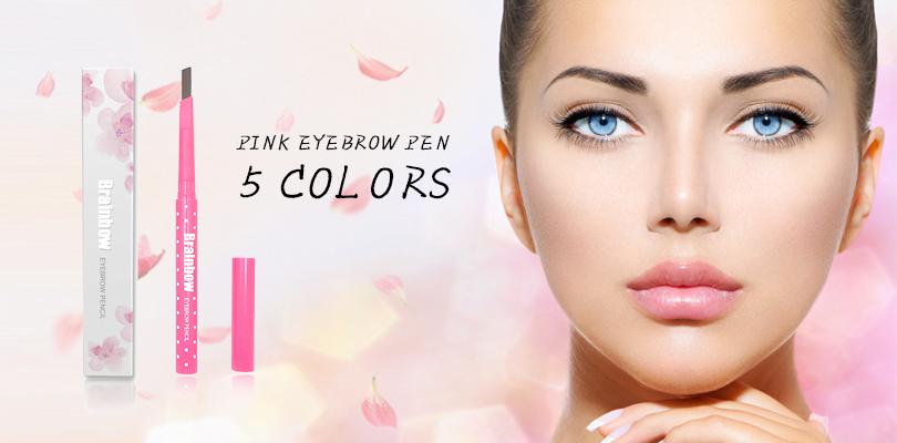 eyebrow pen pink