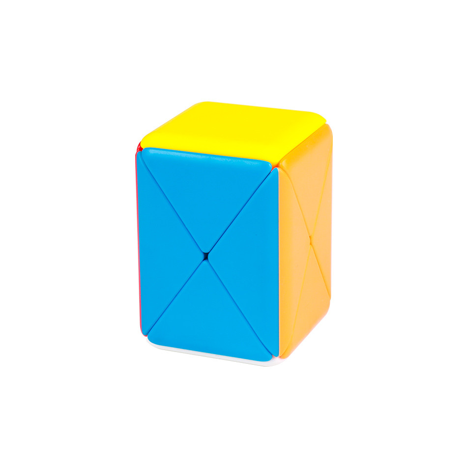 Moyu 1x1x2 Cube Classroom 112 Container Speed Cube Professional Puzzle Toys For Children Kids Gift Toy